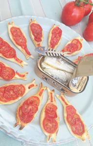 Petites sardines croustillantes