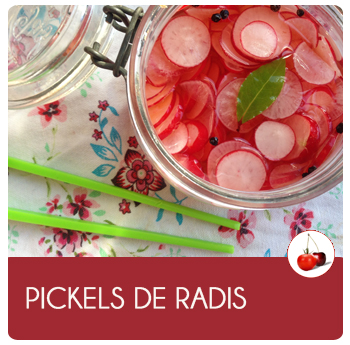 Pickels de radis