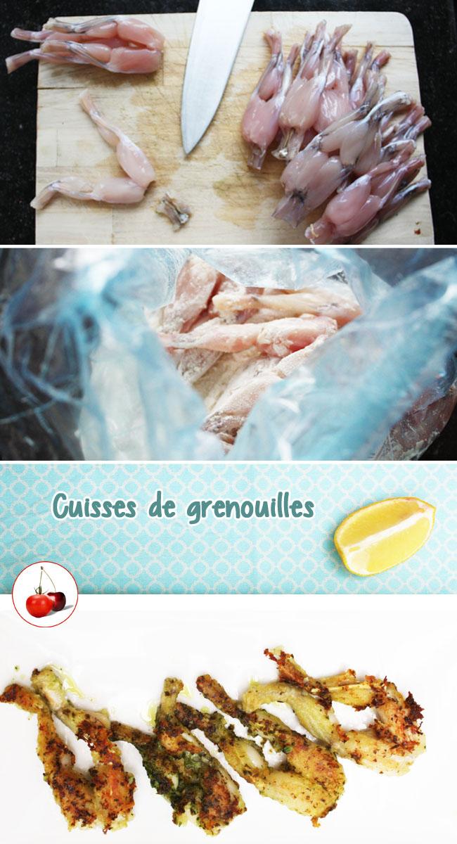 Cuisses de grenouilles saut es - Cuisiner cuisses de grenouilles surgelees ...