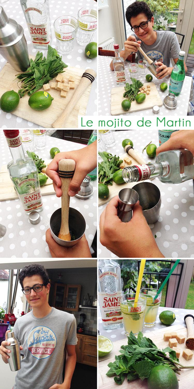 mojito de martin