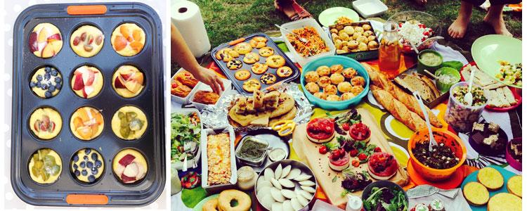 Muffins d'août