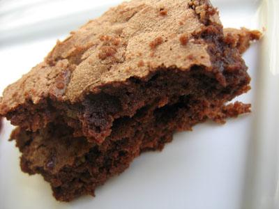 brownies en fête mikado