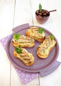 bruschetta-maquereau-grille