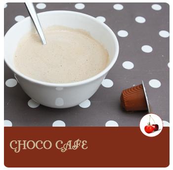 Choco café | Une boisson chaude gourmande à base de chocolat et de café