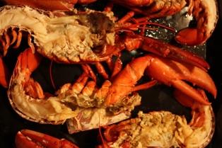 La cuisson du homard pas à pas