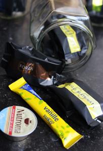 ICED COFFEE CHOCOLAT