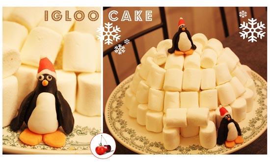 Igloo Cake 2