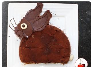 Lapin moelleux au chocolat, une recette pour Pâques ?