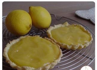 Lemon curd « Homemade »