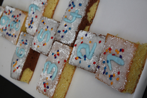 Cake marelle