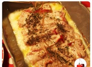 Paupiettes de veau gorgonzola | Une recette au fromage