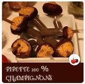 pipette 100 % champignons
