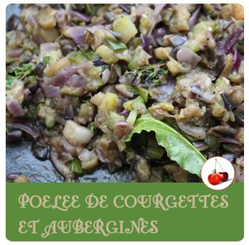 Poêlée de courgettes et aubergines | Une recette en vidéo