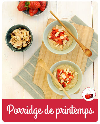 Porridge de printemps