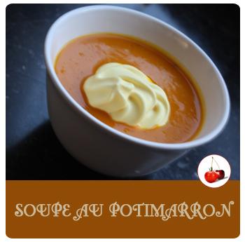 Soupe de potimarron | Une recette de potage d'automne