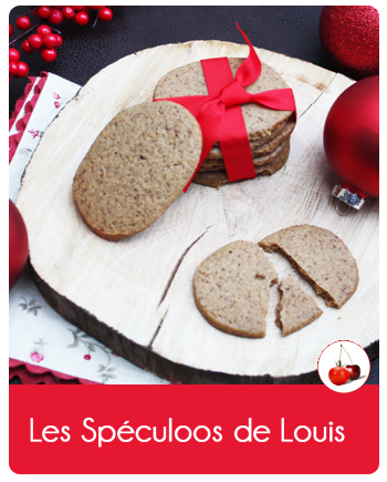 Les Spéculoos de Louis | La recette tradition