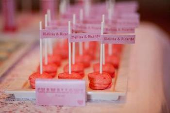 Sweet table pour une demande en mariage
