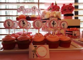 Sweet Table Guerlain | La petite robe noire fête ses 1 an