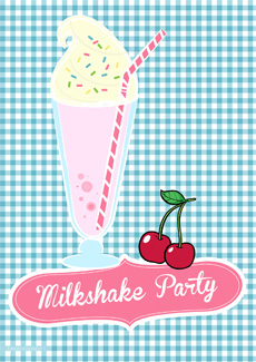 Atelier Milkshake - Sweet Table