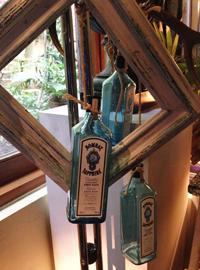 IMAGIN - Le jardin secret – Bar éphémère– Bombay Sapphire et Fever-Tree