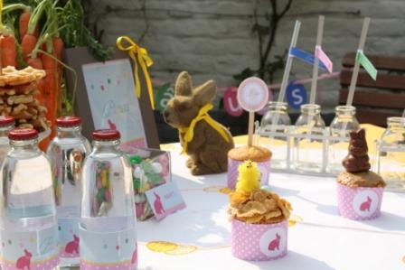 Décoration de table - Sweet Table - Pâques