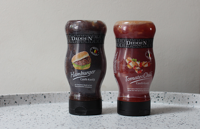 Les dressings Didden
