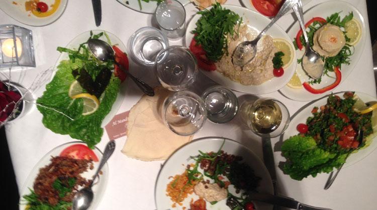 Al Mandaloun restaurant Libanais Waterloo