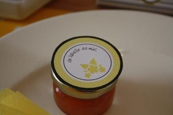 Buzz l'abeille - décoration de table - Anniversaire
