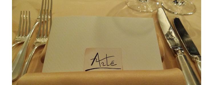 Hotel Villa Castagnola - Lugano - Restaurant Arté