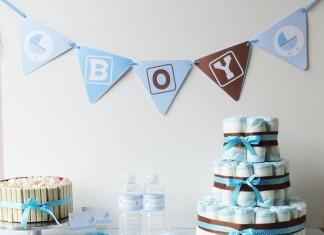 Buffet sucré | Et si on organisait un baby shower ?