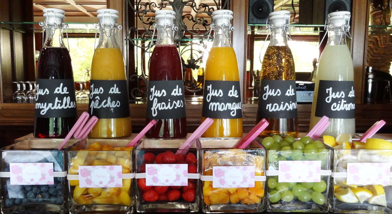 Bar à fruits