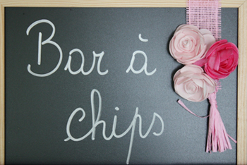 Bar à chips