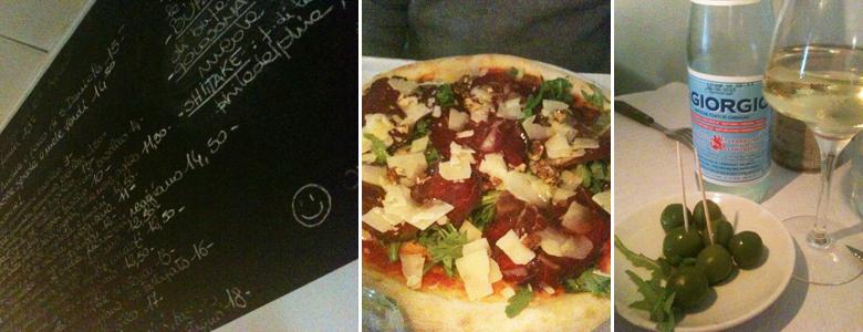 La bottega de la pizza restaurant bruxelles for Ateliers cuisine bruxelles