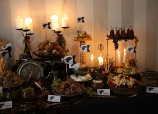 Game of Thrones Buffet, un buffet très moyen-âge