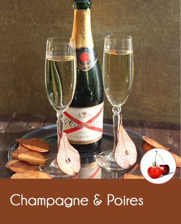 Champagne & Poires