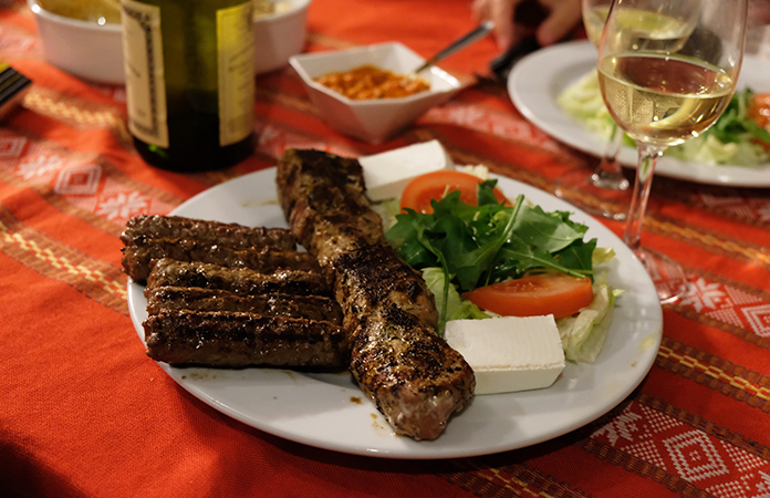 La chumadia restaurant Saint-Gilles