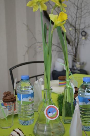Décoration de table - Coccinelle