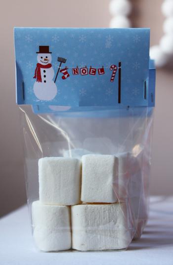 Décoration de buffet - Sweet Table - Noël Glacial