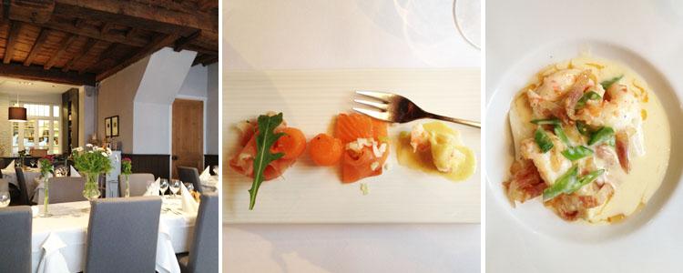Eetkamer- restaurant Bruges