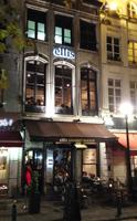 Ellie's burger Bruxelles
