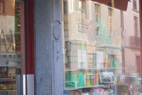 Epicerie asiatique - Tinie's - Ixelles - Bruxelles - Place Flagey