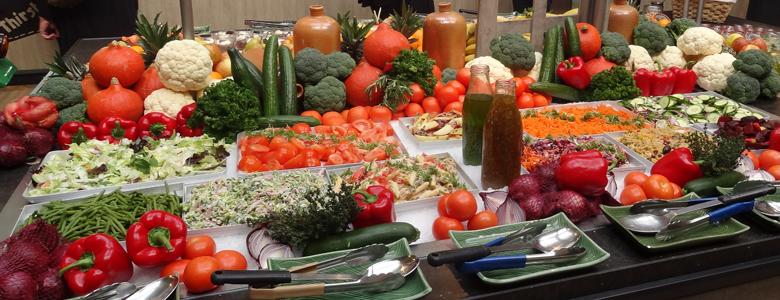 buffet salade evergreenz