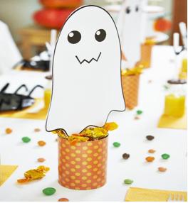 Un milieu de table fantôme