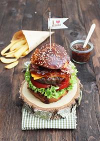 hamburger-home-made