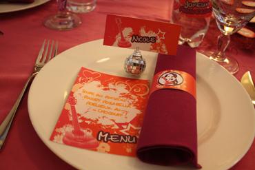 Décoration de table - Anniversaire - Little Star - Hannah Montana