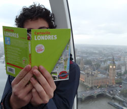 Angleterre | Balade un peu gourmande à Londres, avec deux ados !