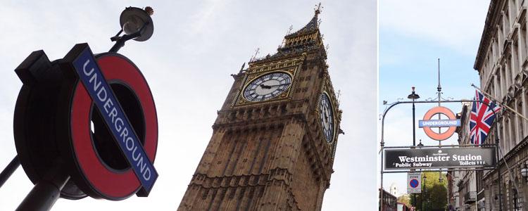 Se déplacer à Londres