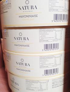 Natura Mayonnaise