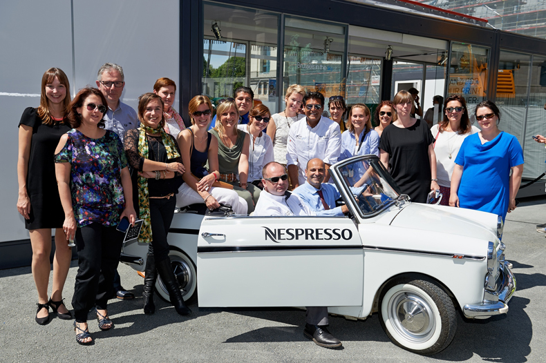 Inspirations de Cuisine  Inspirations de Cuisines -> Nespresso Belgium