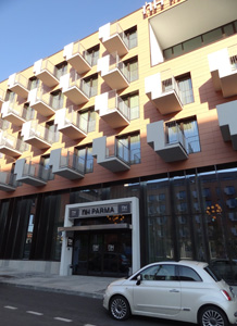 nh hotel parme